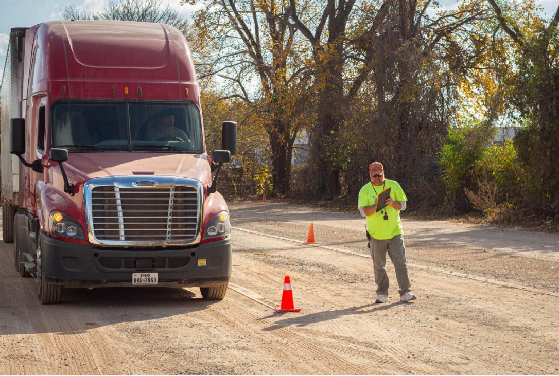 CDL Truck Driving School