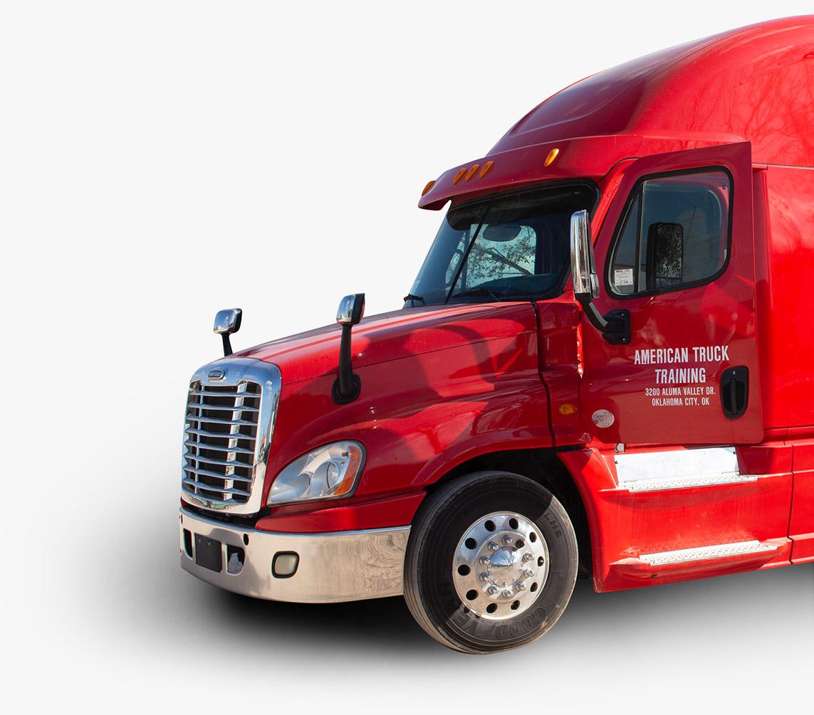 America Loves Trucking truck driving school OKC